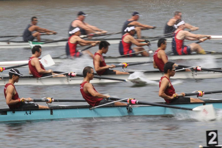 Beta Three for The 15th Asian Rowing Championships