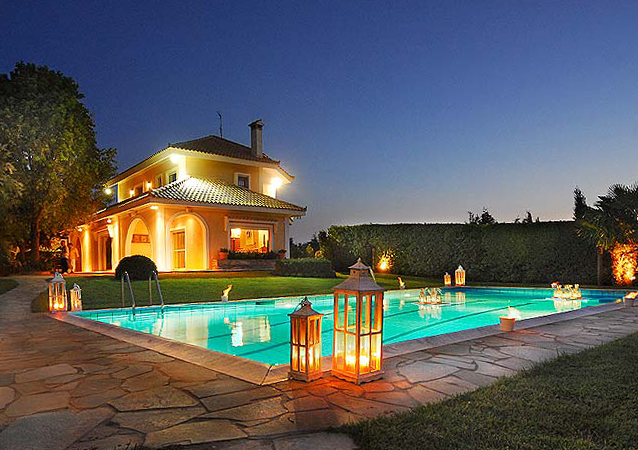 Lechou Estate in Vravrona Attica Greece