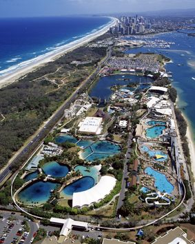 Seaworld - Gold Coast – Australia