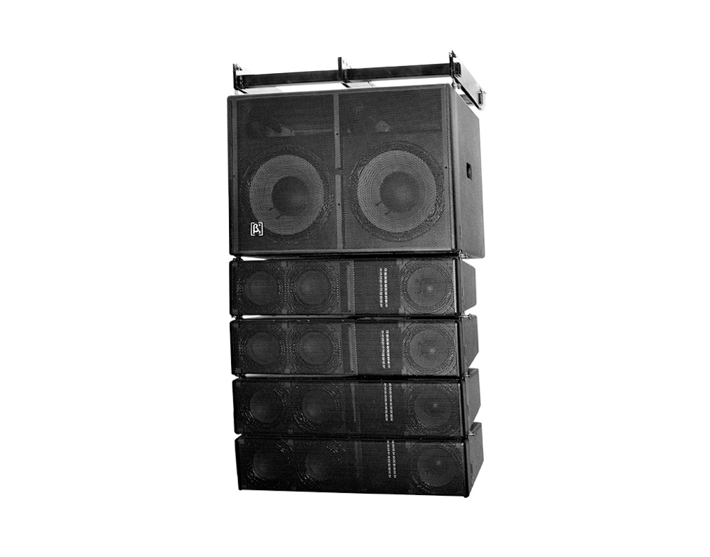 R6/R12a - Compact Active Line Array System