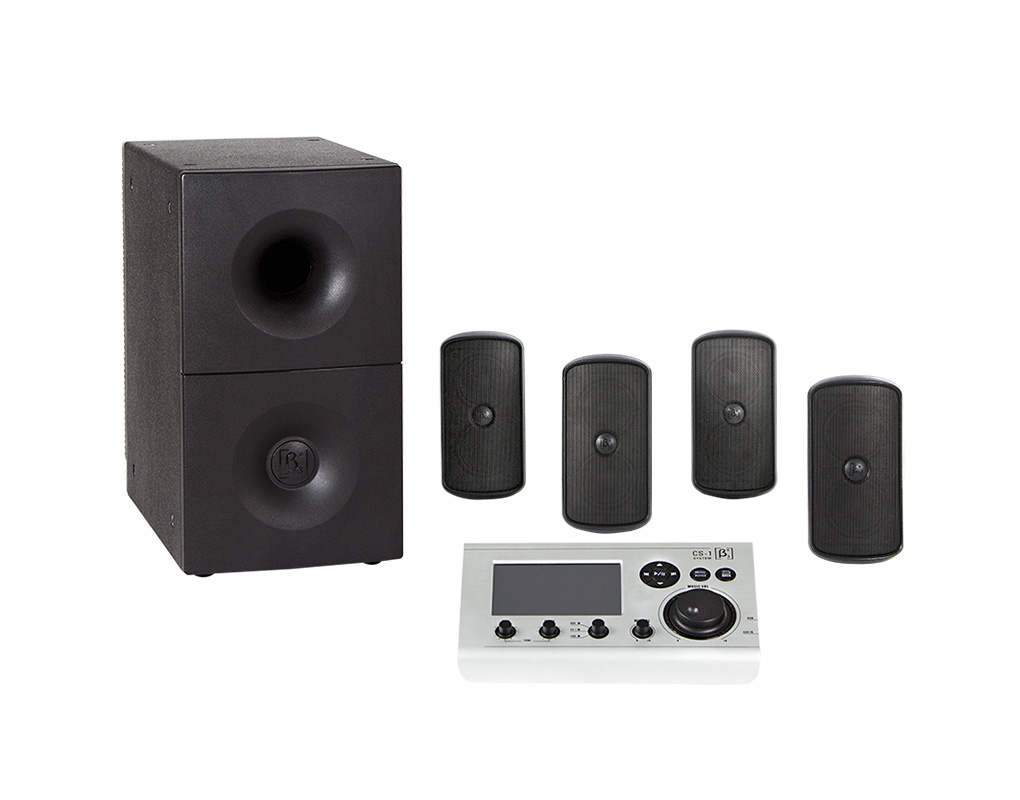 CS-1 - Commercial Audio Series