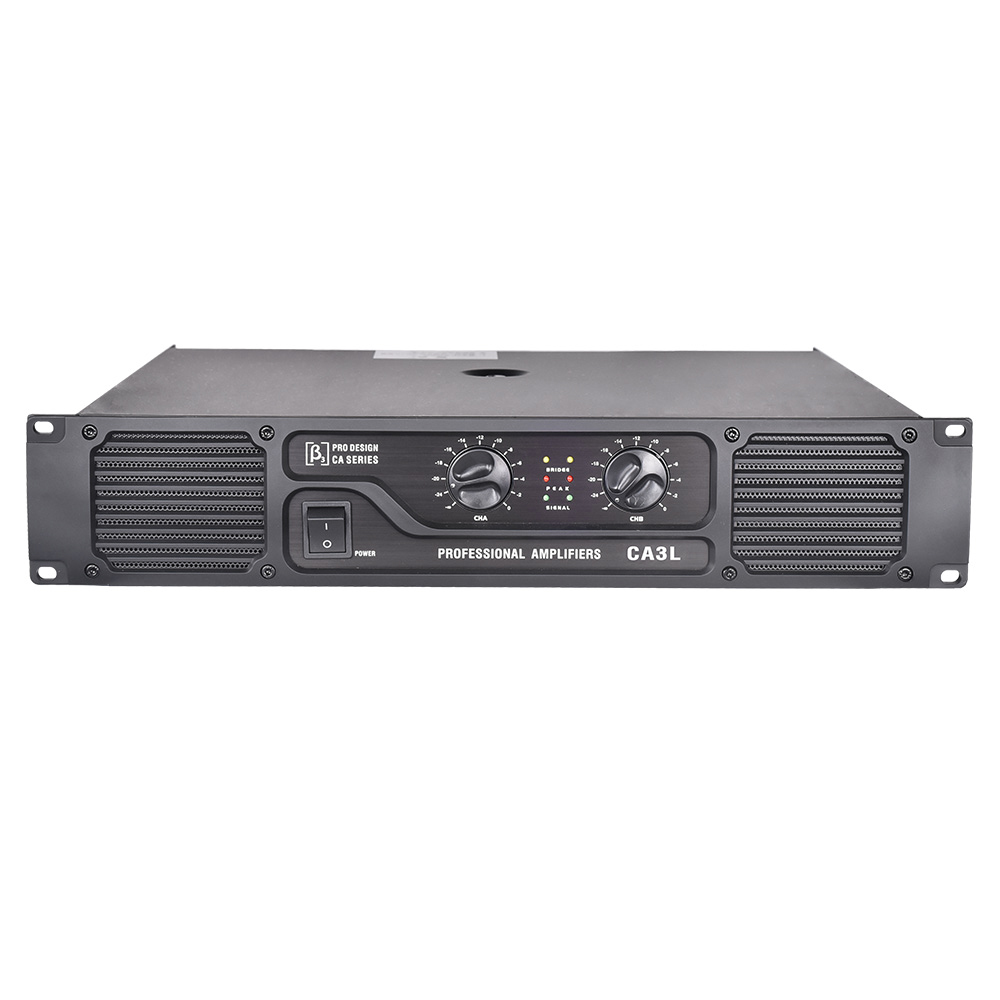 CA3L Professional Power Amplifier