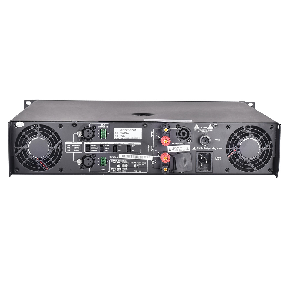 CA3L - Professional Power Amplifier