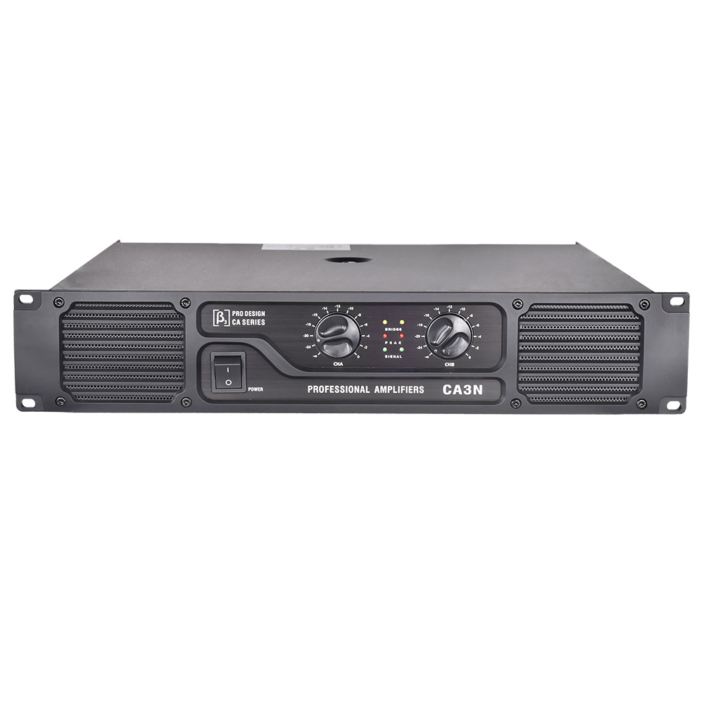 CA3N Professional Power Amplifier