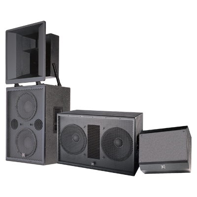 CS Series Cinema Speaker