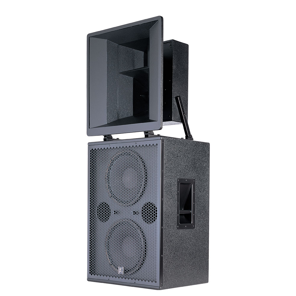 "CS2315A-Dual 15"" 3-Way Full Range Cinema Speaker"