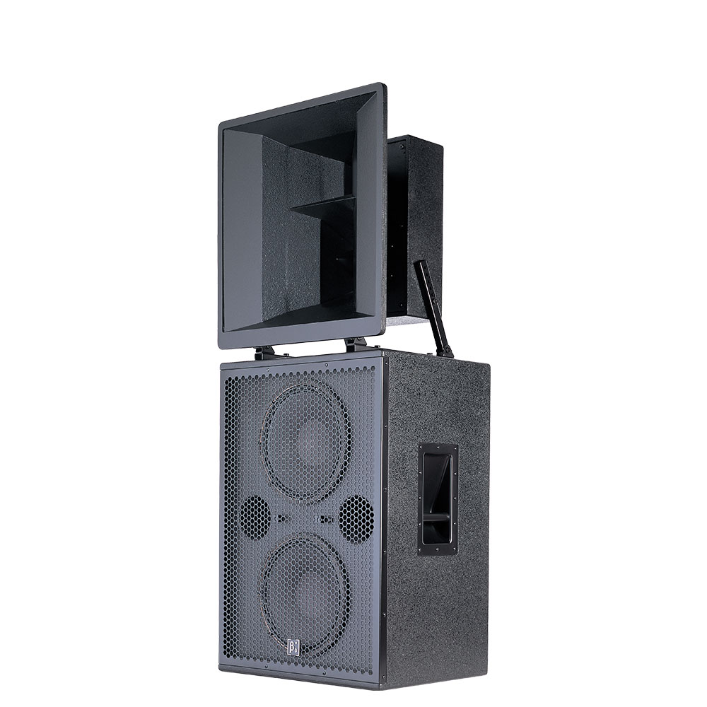 "CS2315L-Dual 15"" 3-Way Full Range Cinema Speaker"