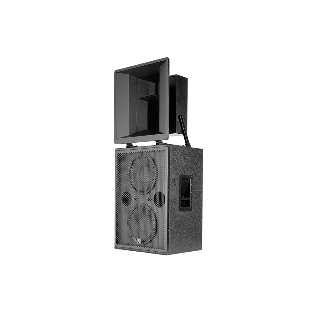 CS3415A - 4 transducers 3-Way Full Range Cinema Speaker