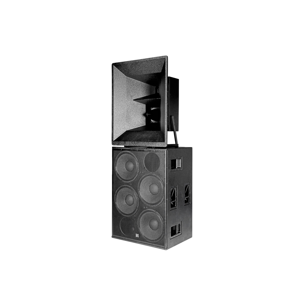 CS4615A-6 transducers 4-Way Full Range Cinema Speaker