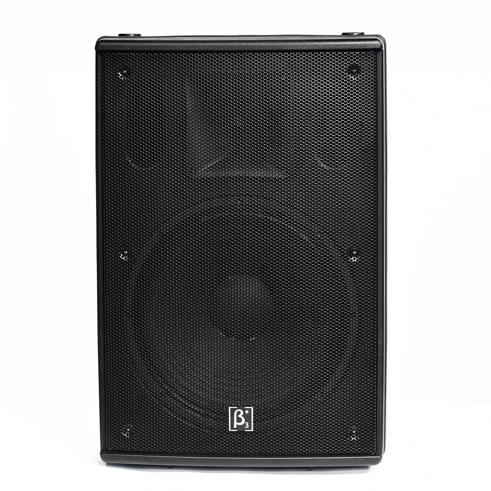 "N12a-MP3 - 12"" Two Way Full Range Active Plastic Speaker(Build-in MP3 player)"