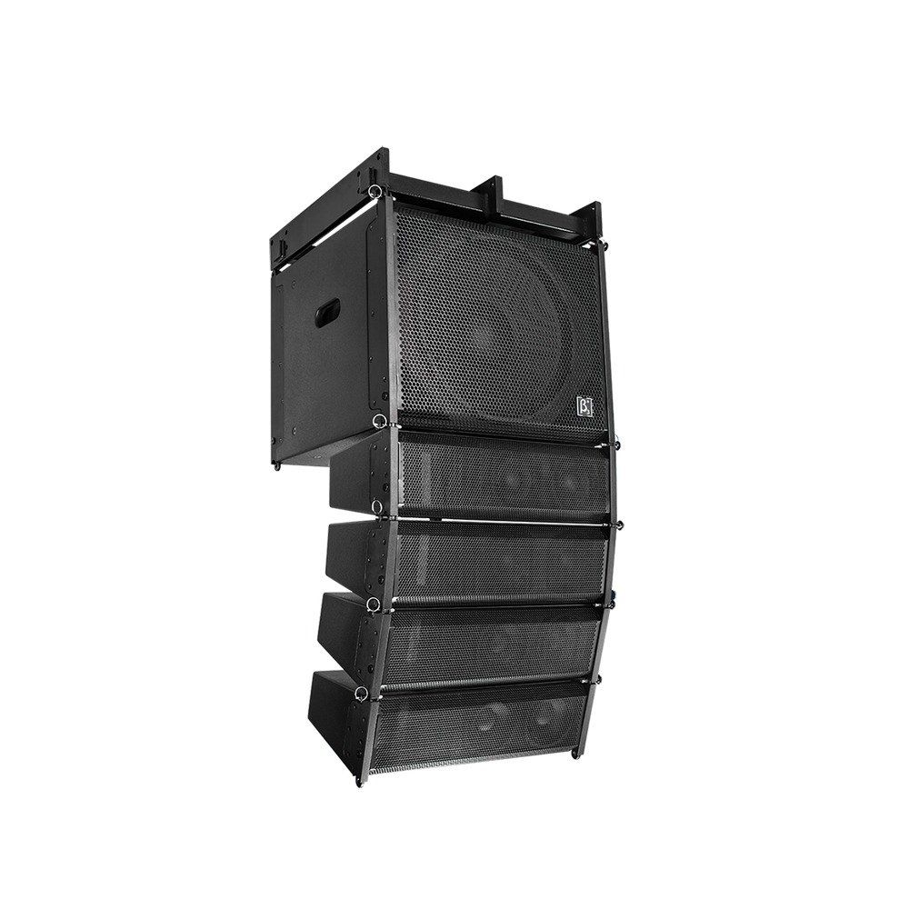 R5/R15a - Compact Active Line Array System