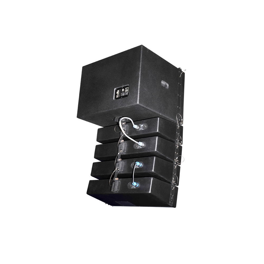 R6/R12 - Compact Line Array System