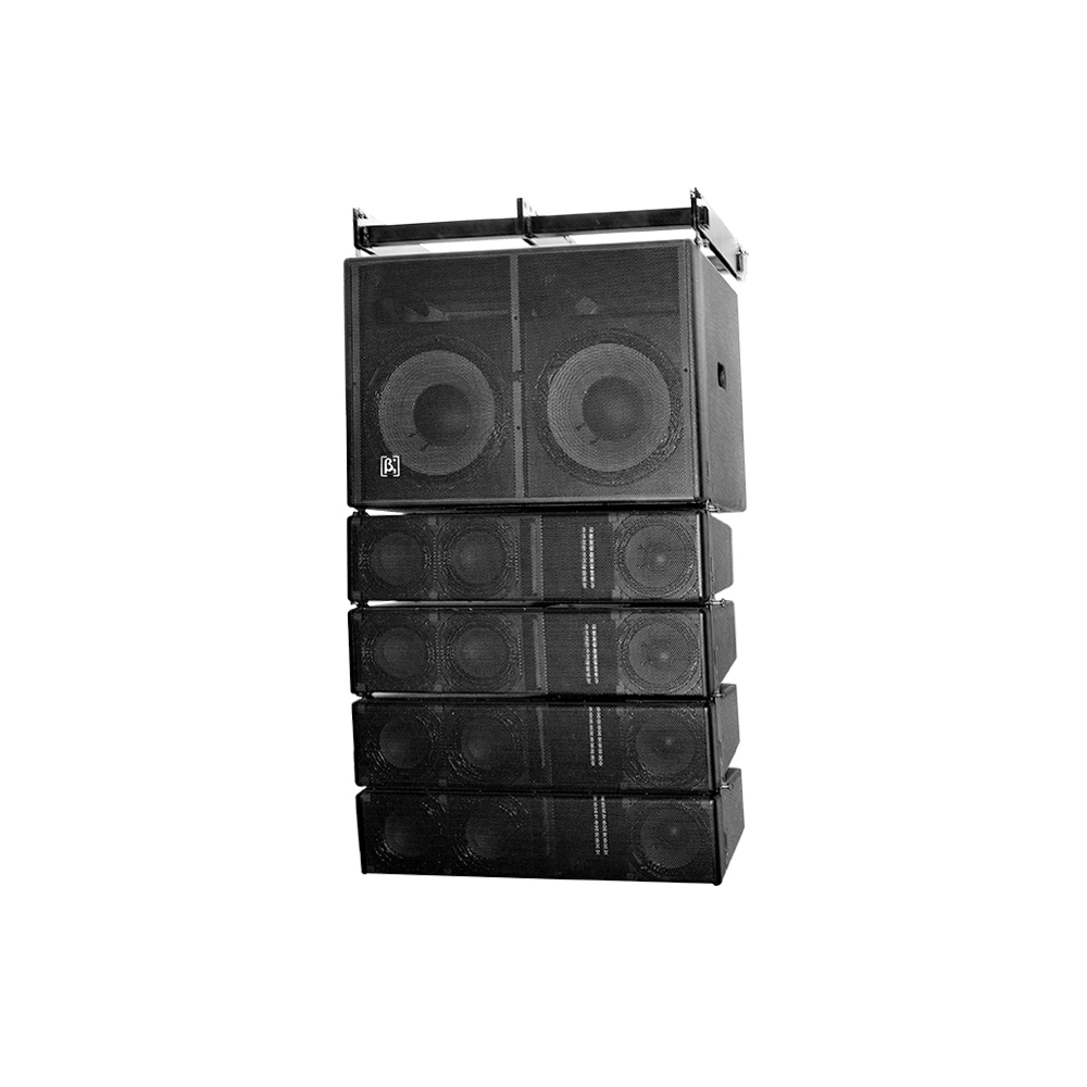 R6/R12 Compact Line Array System