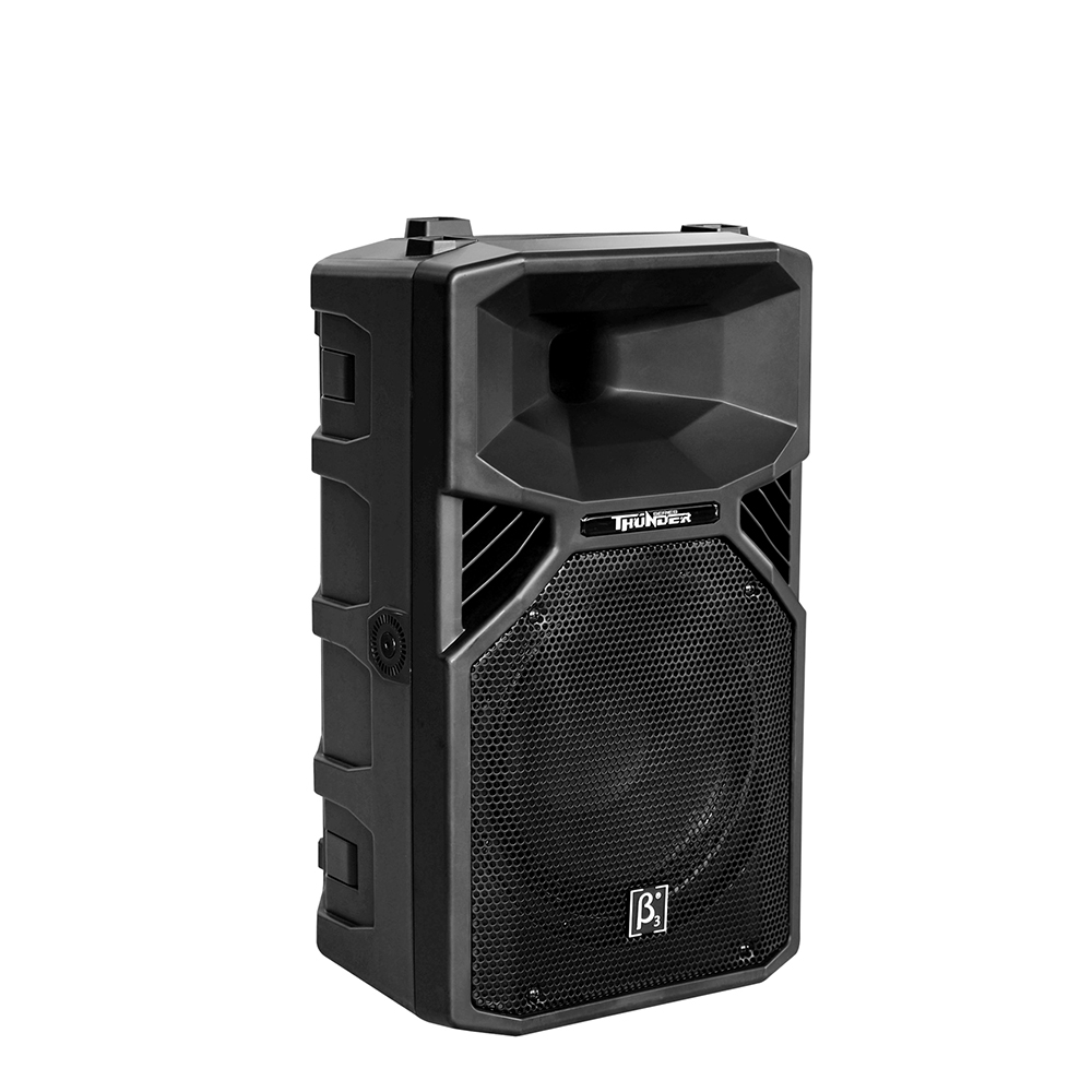 "T10a 10"" Two Way Full Range Active Plastic Speaker"