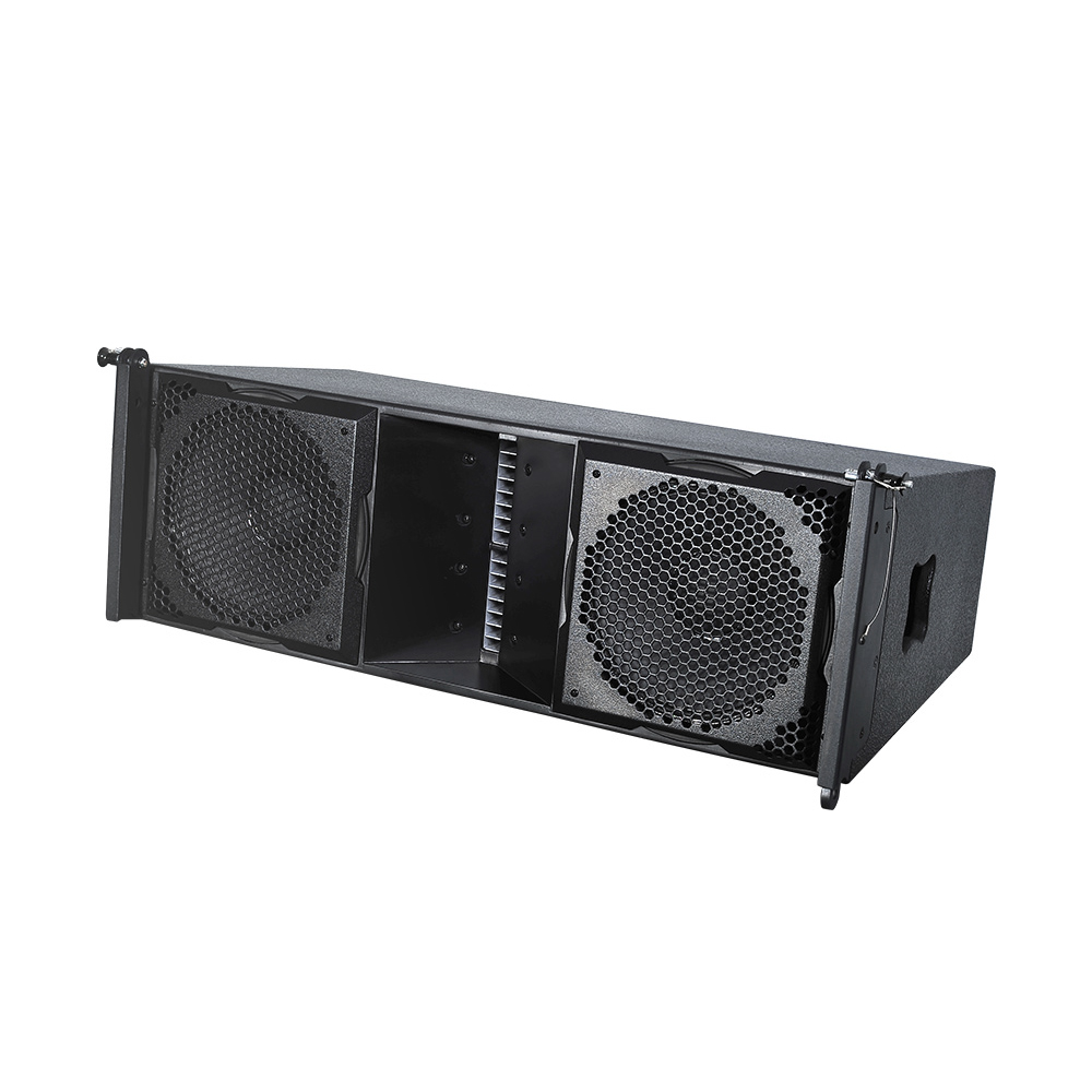 "TLA-121 Dual 12"" 2-way Line Array Speaker"