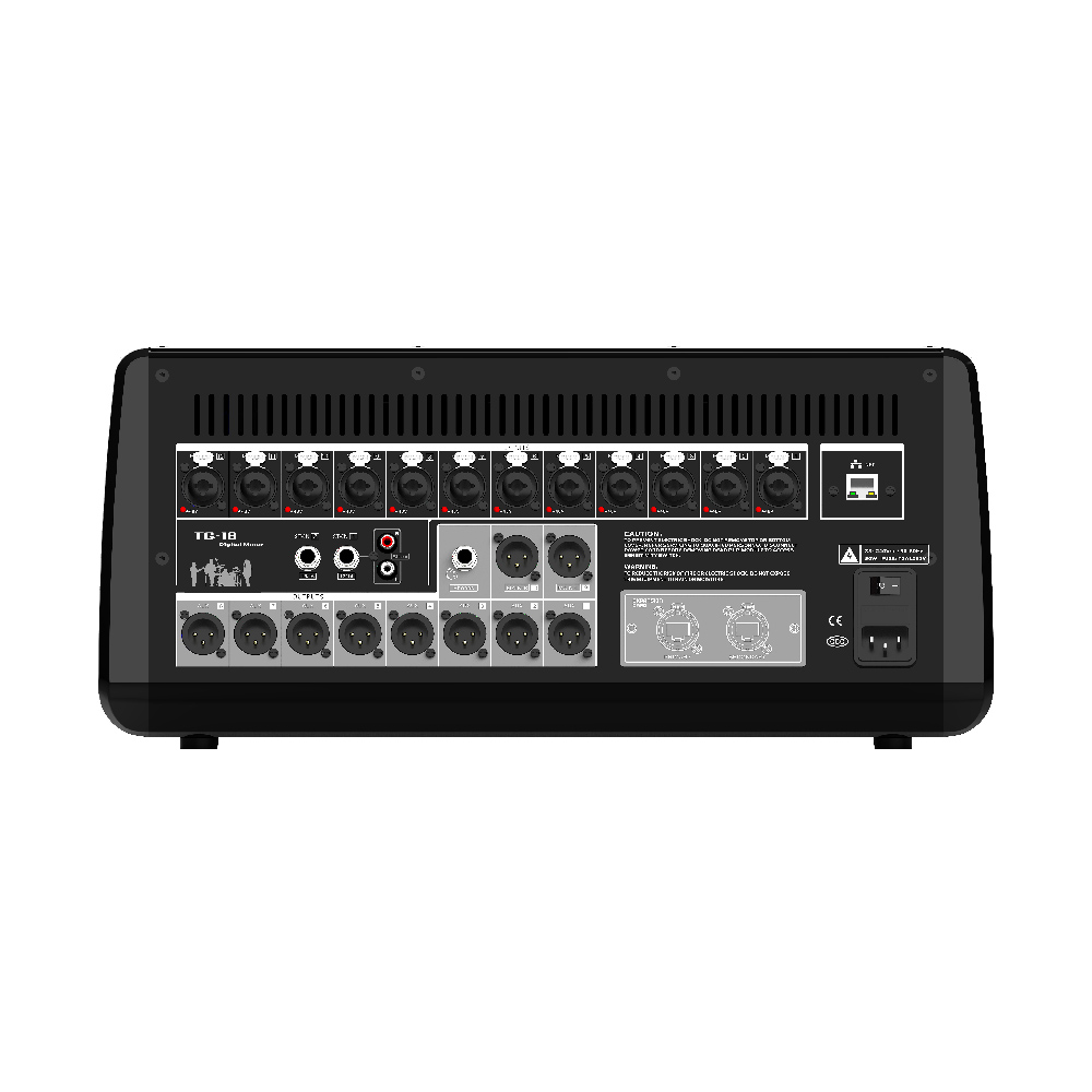 TQ18 - Digital Live Sound Console