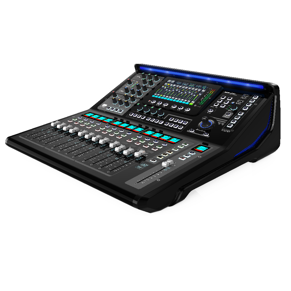 TQ22 Digital Live Sound Console