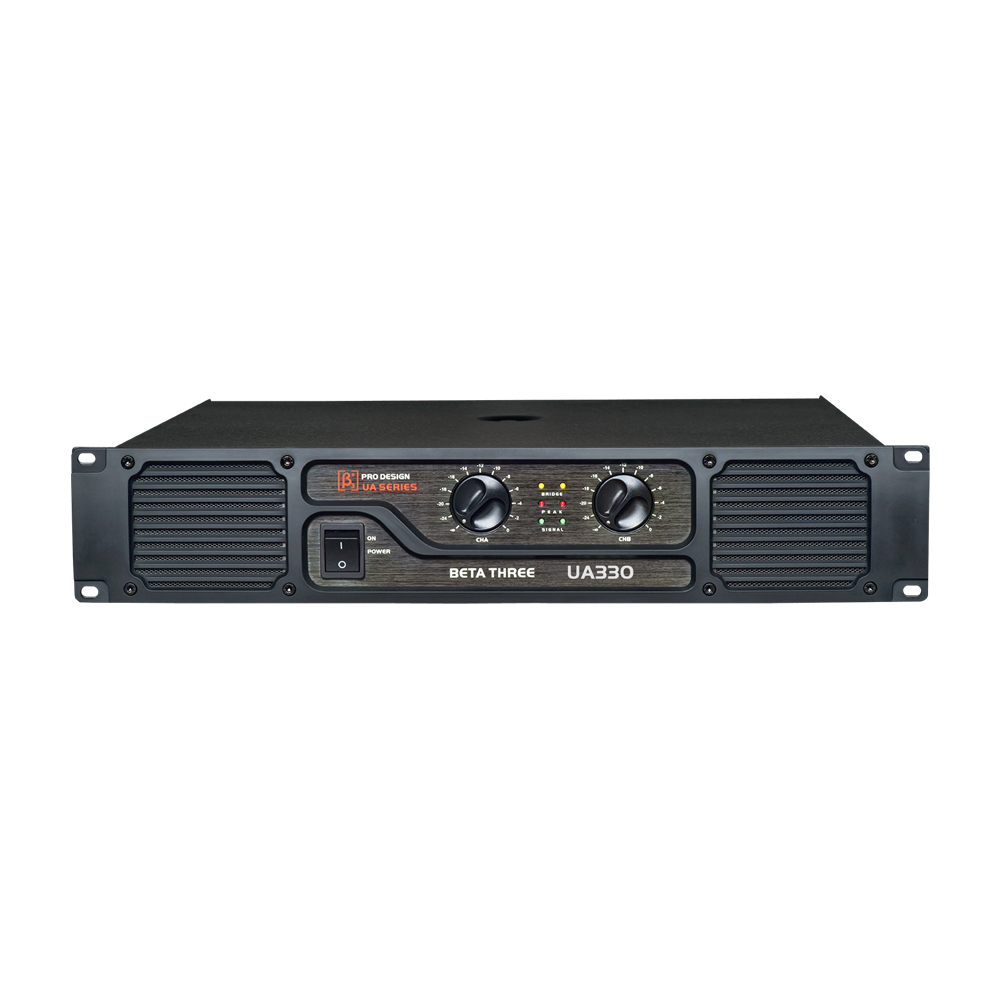 UA330 Stereo Amplifier