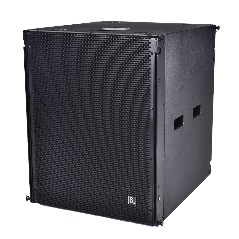 "VR118SUBa - Single 18"" Active Subwoofer Speaker"